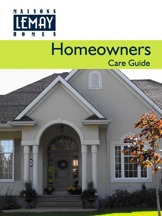 Homeowners Care Guide